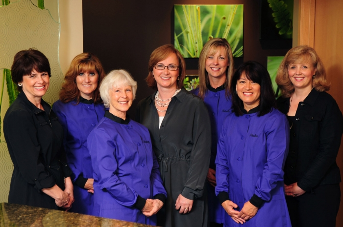 Corporate group portrait | Benca Dental | Renton | Washington