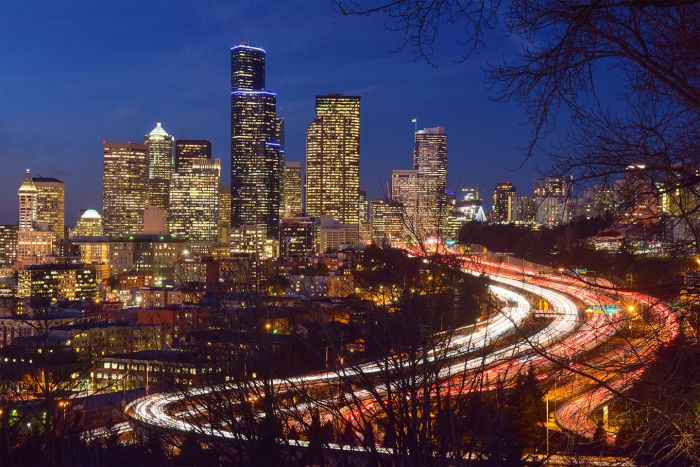 Seattle skyline | Seattle | Washington | Photography